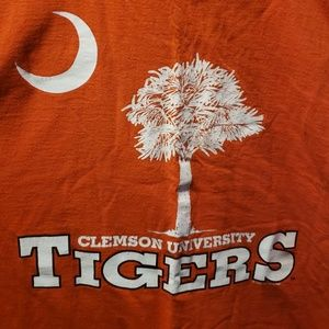Tops - Clemson Tshirt